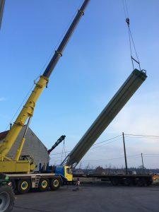 nieuwe silo